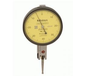 Đồng hồ so cơ chân gập 513-404T (0-0.8mm/0.01mm)