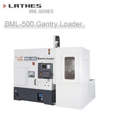 Máy tiện CNC BML-500 Gantry Loader