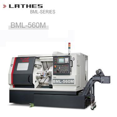 Máy tiện CNC BML-560M